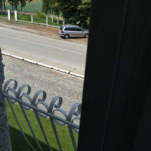 Galerija, Apartman pogled na parking